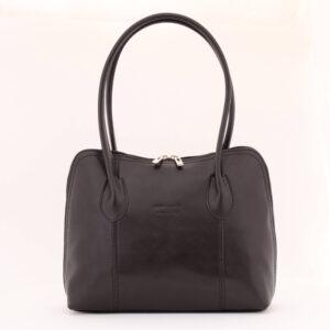 chisy Dames handtas van zacht leder