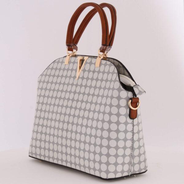blani Dames handtas met ronde hengsels